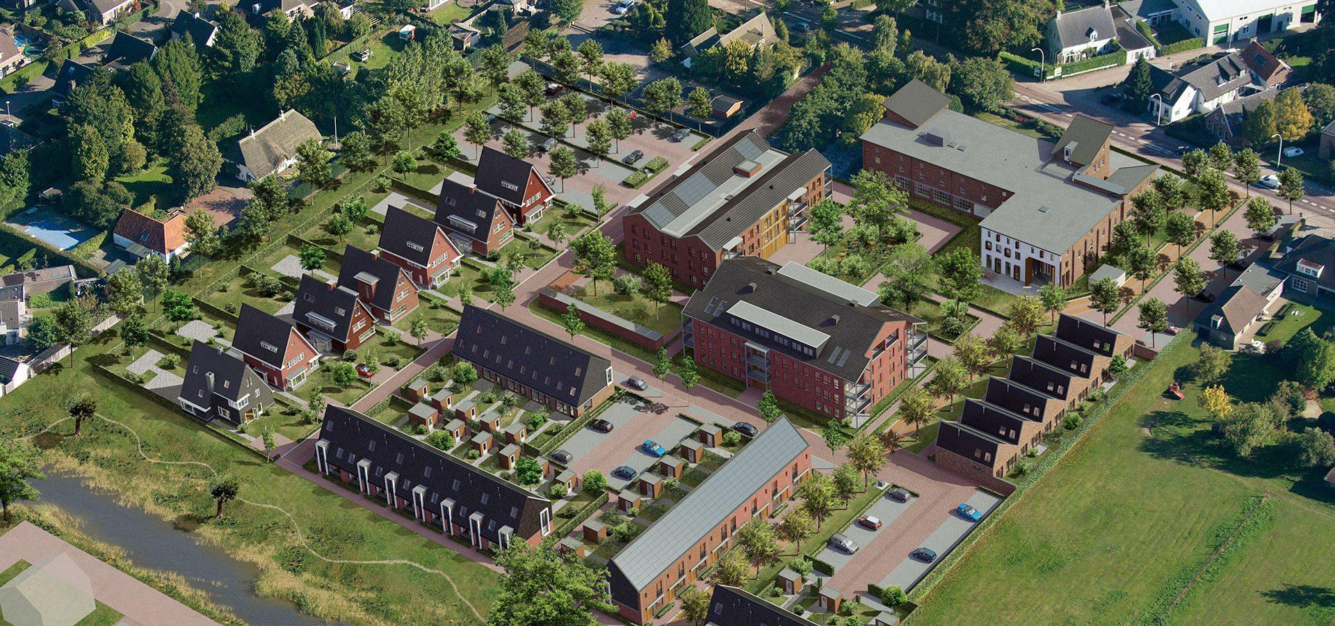 FARO architecten Geerpark Vlijmen 05