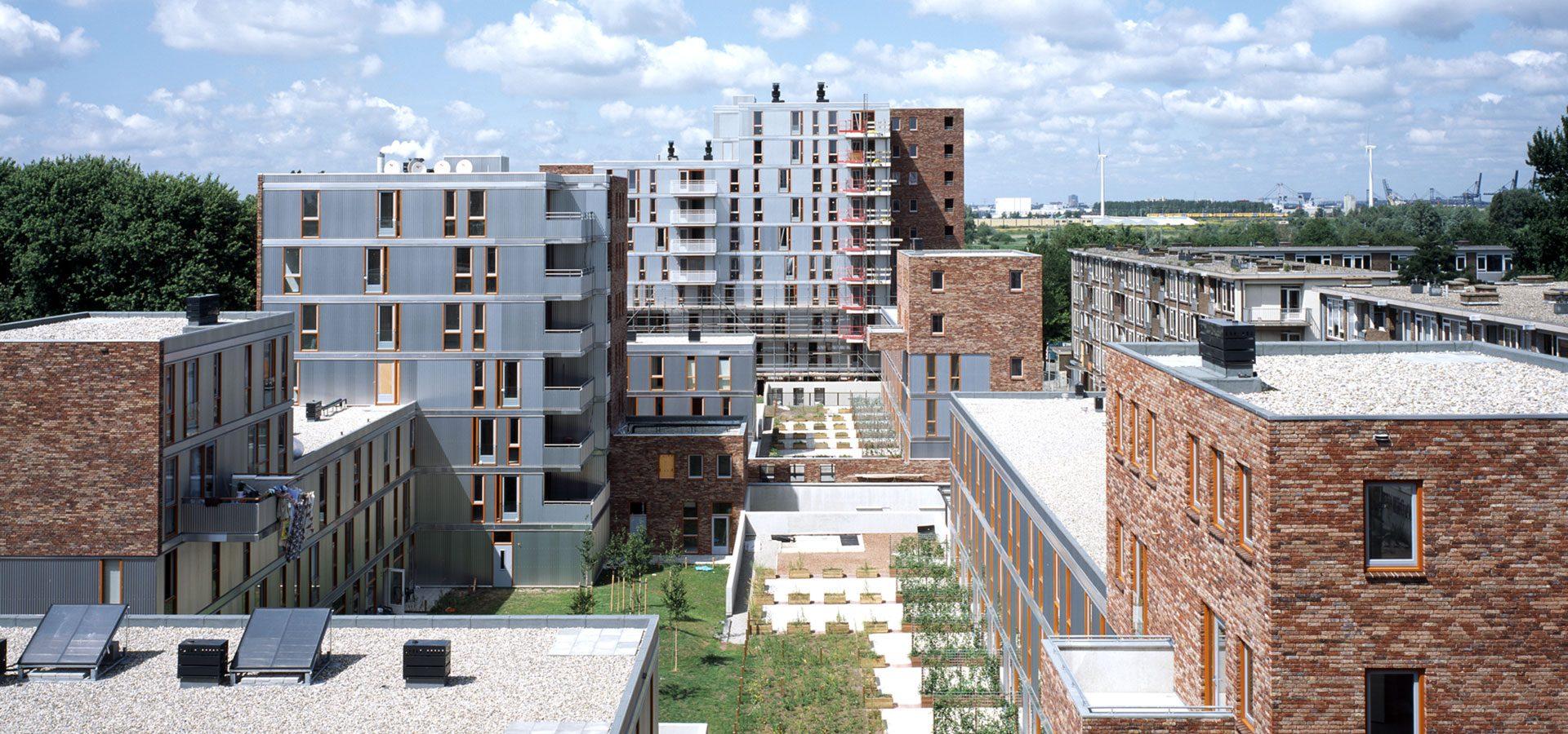 FARO architecten Geuzentuinen Amsterdam 02