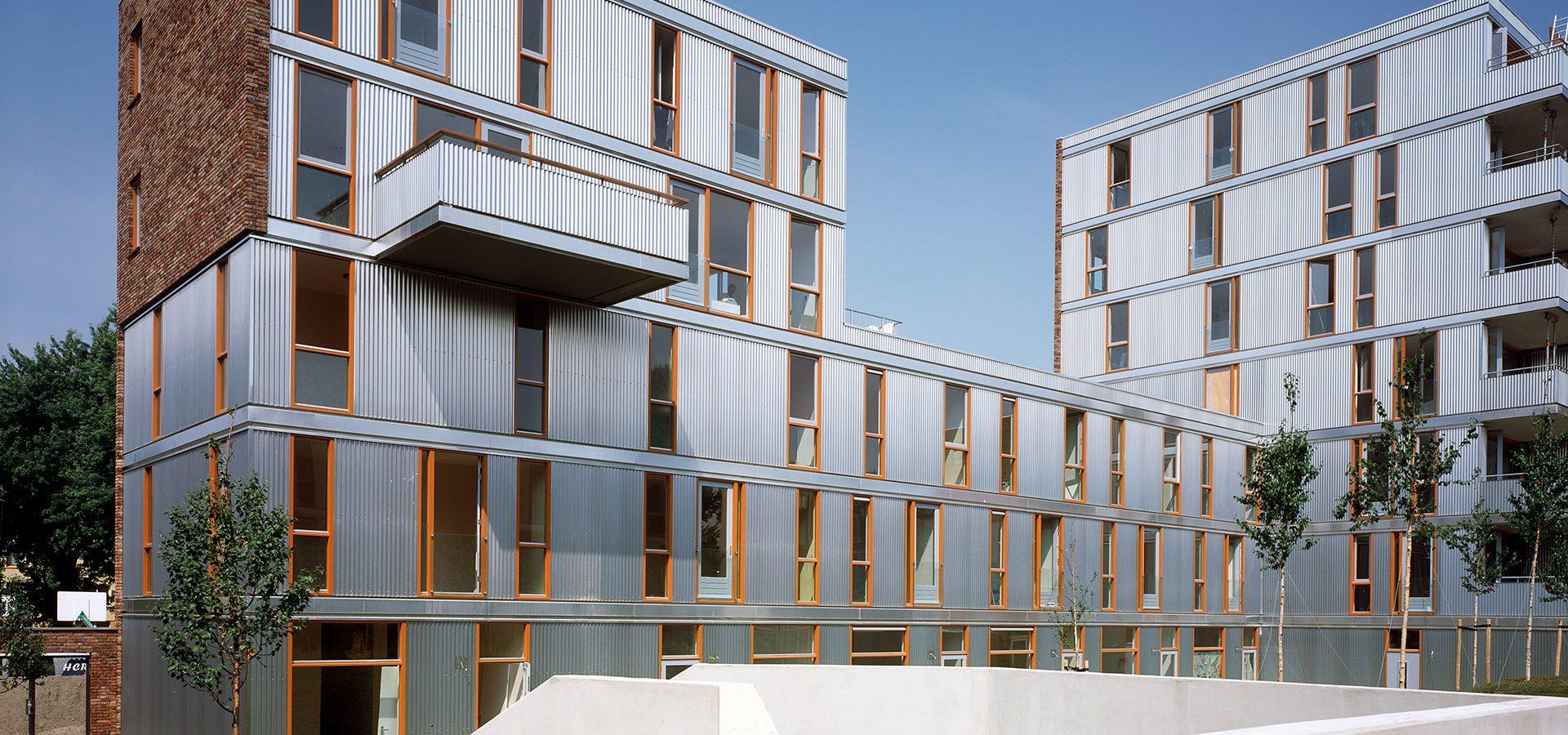 FARO architecten Geuzentuinen Amsterdam 09