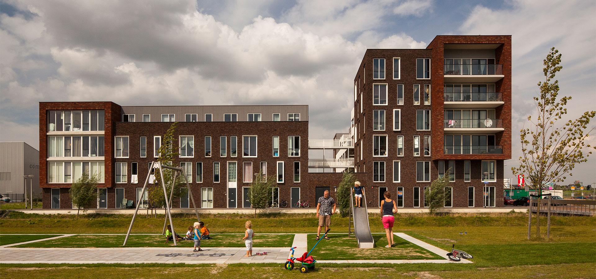 FARO architecten Harnaschpolder Delft 04