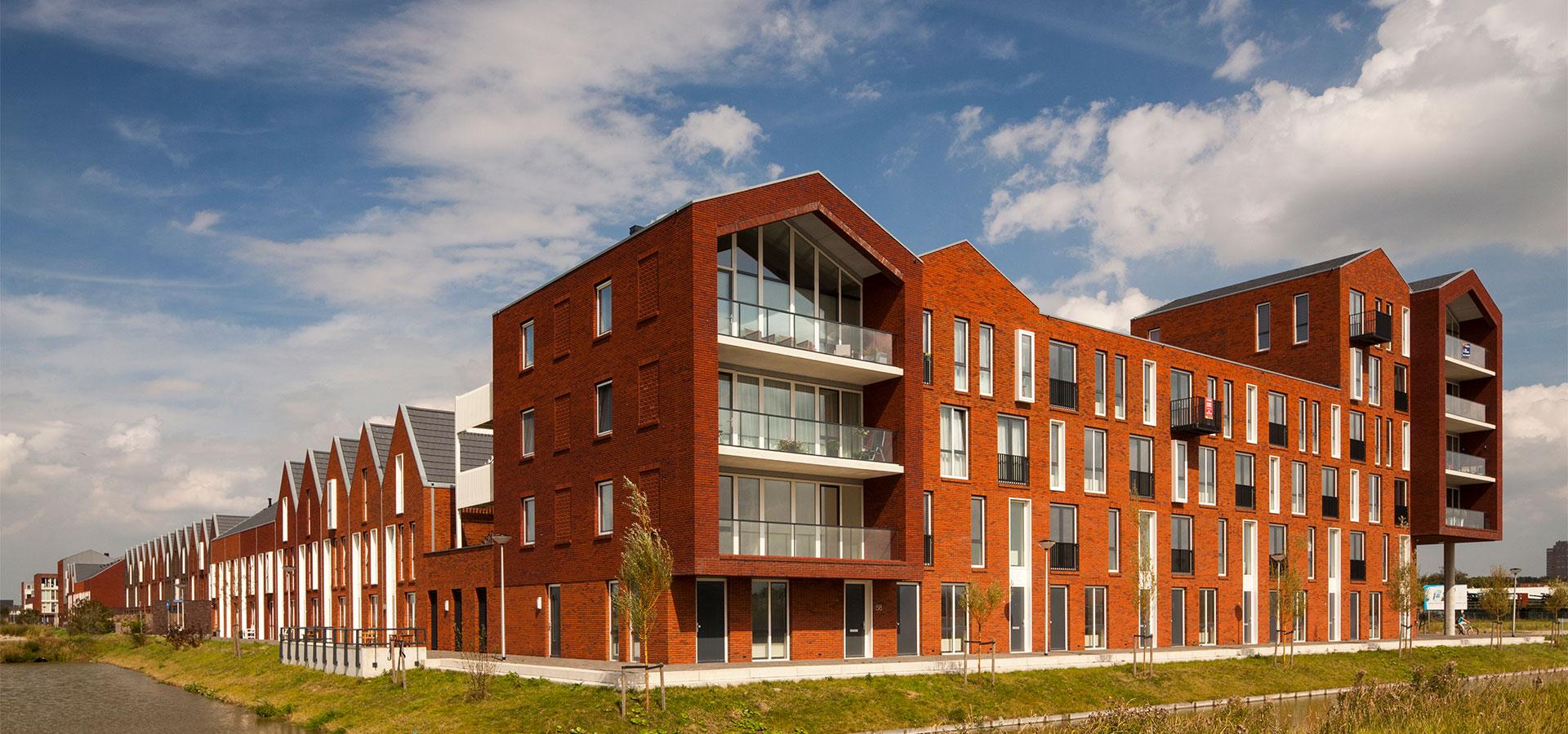 FARO architecten Harnaschpolder Delft 05