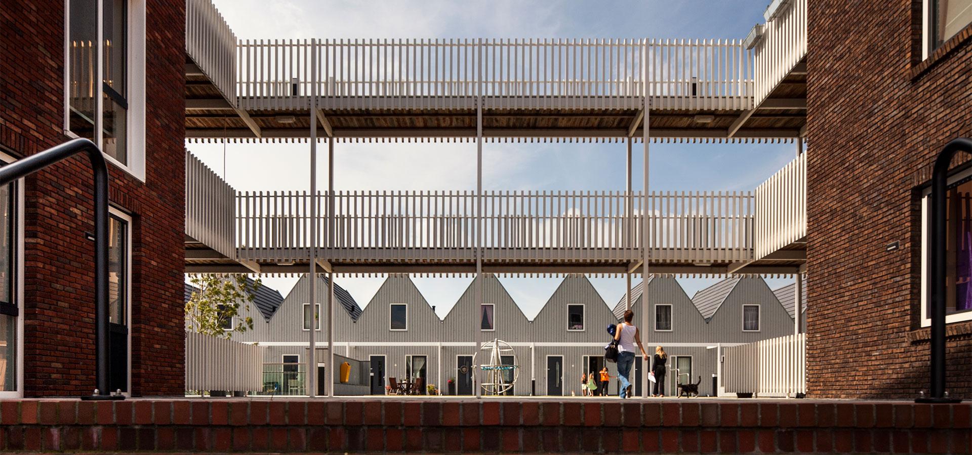 FARO architecten Harnaschpolder Delft 08