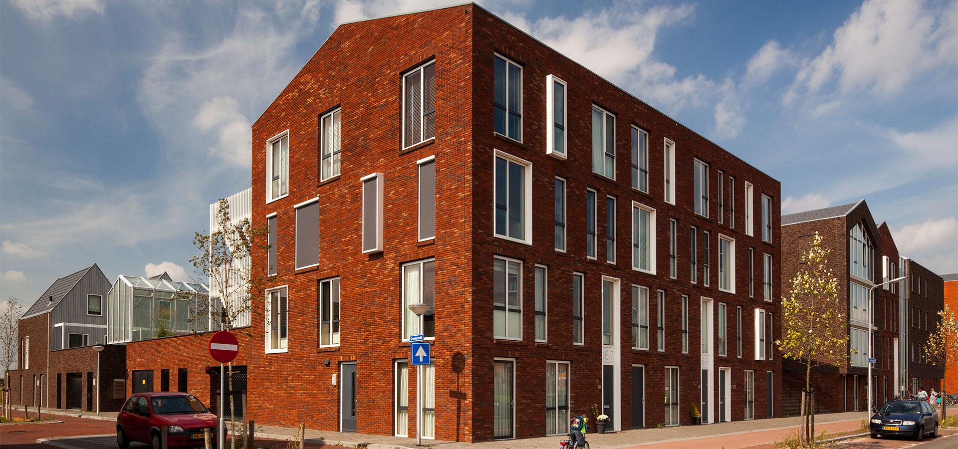 FARO architecten Harnaschpolder Delft 10