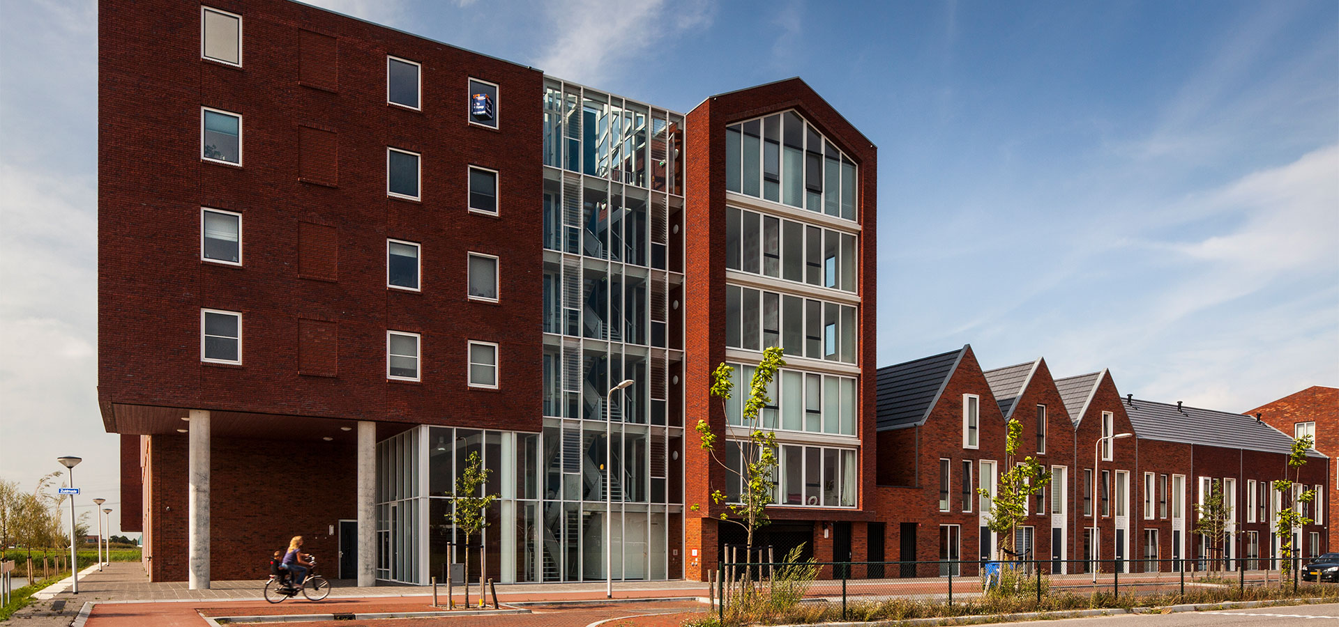 FARO architecten Harnaschpolder Delft 11