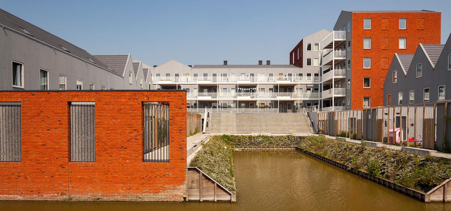 FARO architecten Harnaschpolder Delft 13