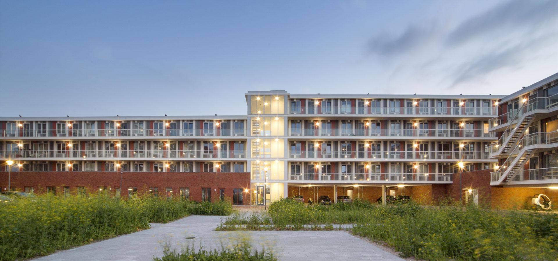 FARO architecten Hooghkamer Voorhout 02