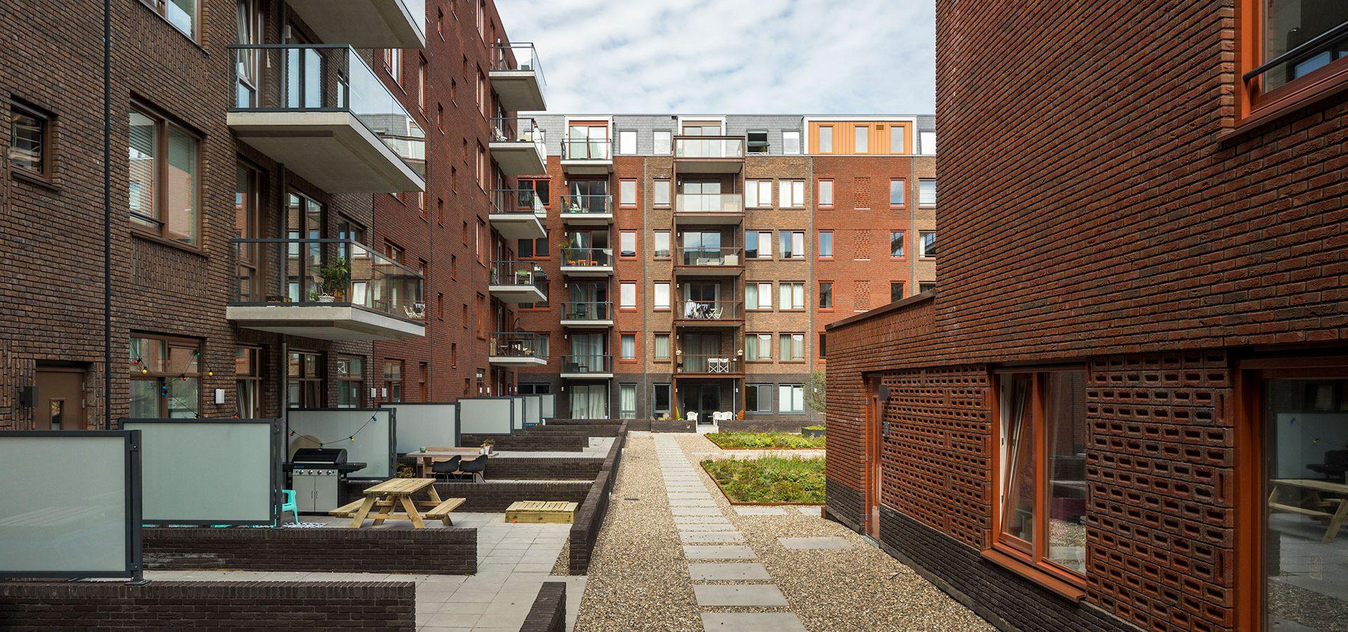FARO architecten Kwintijn fase 2 Amsterdam 01