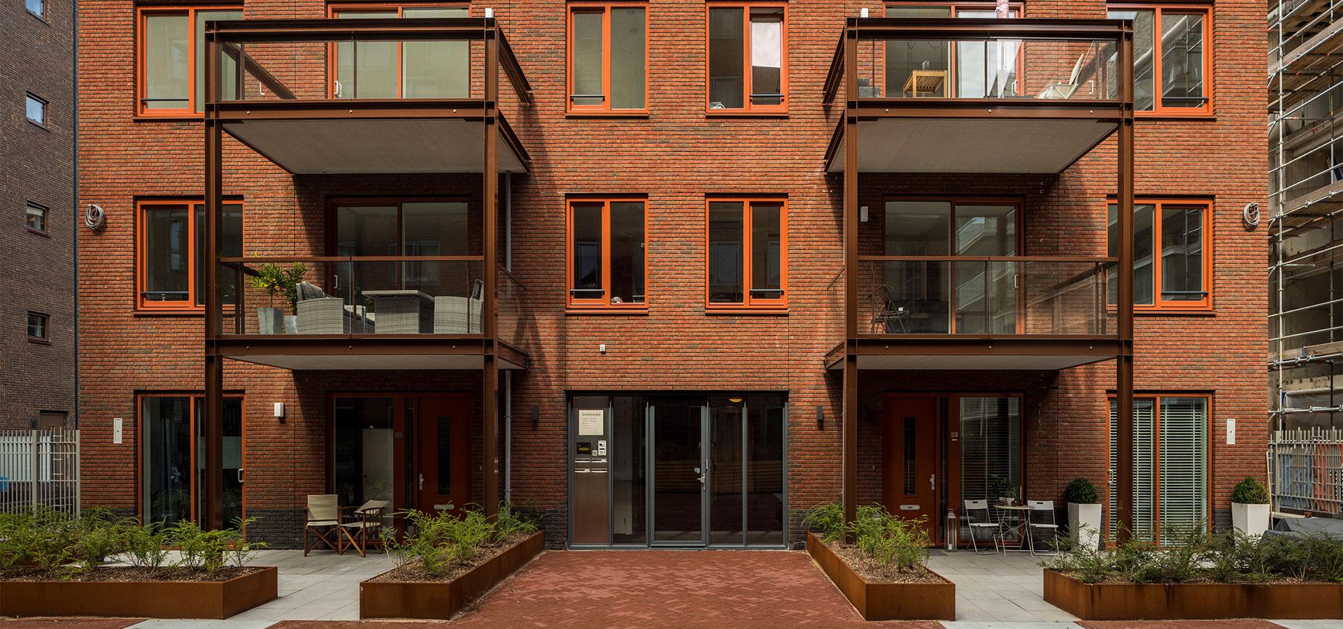 FARO architecten Kwintijn fase 2 Amsterdam 02
