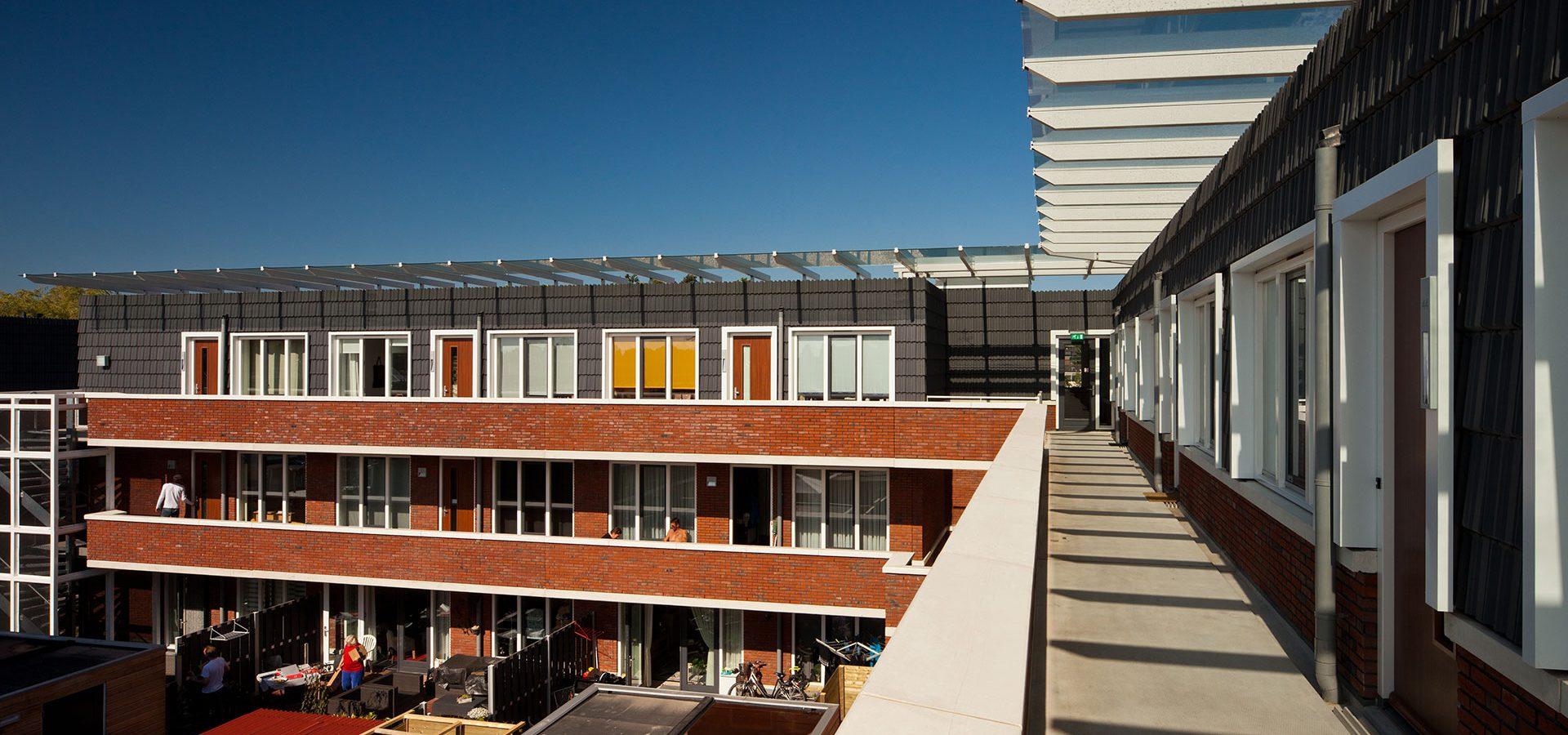 FARO architecten Nicolaas Beetsstraat Leiden 01