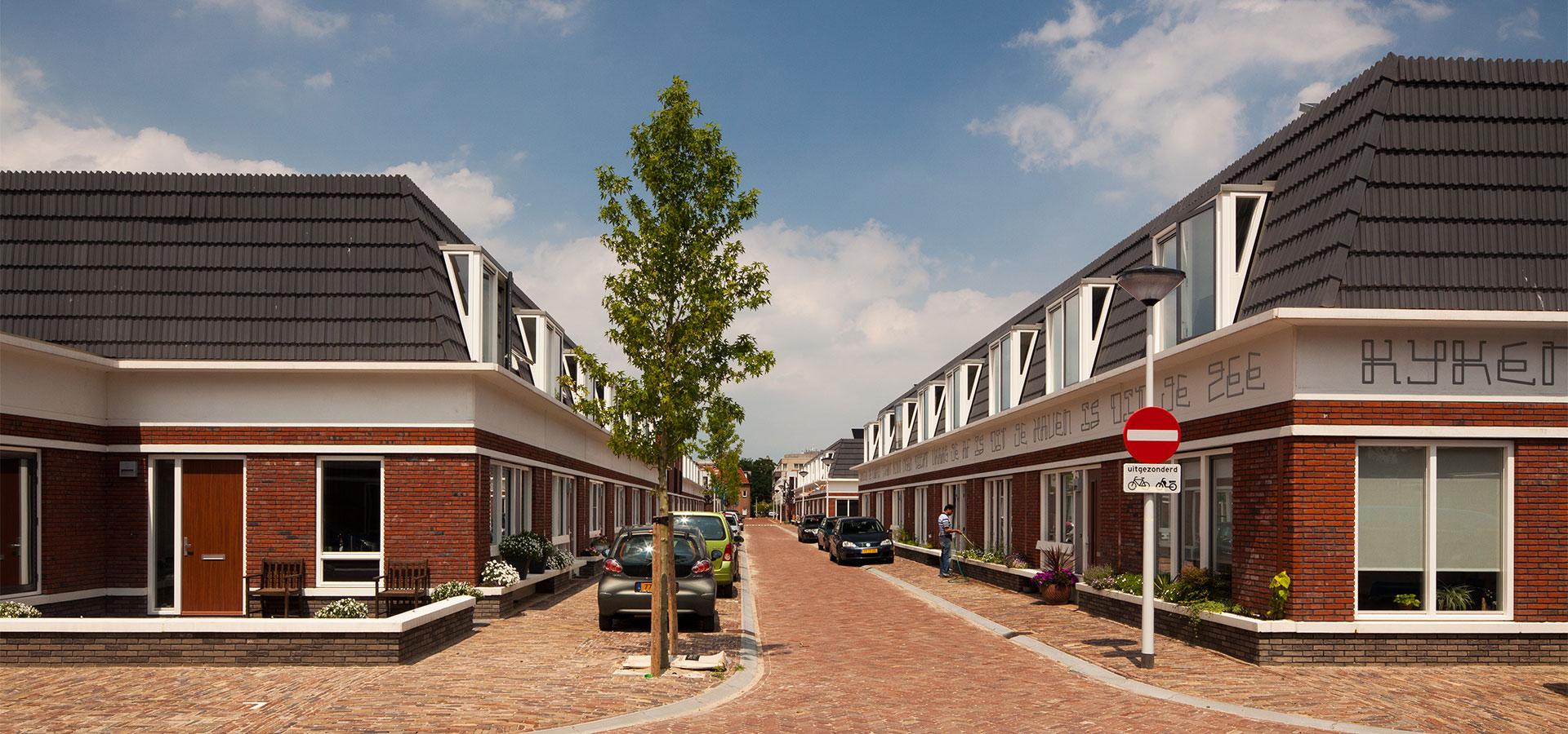FARO architecten Nicolaas Beetsstraat Leiden 05