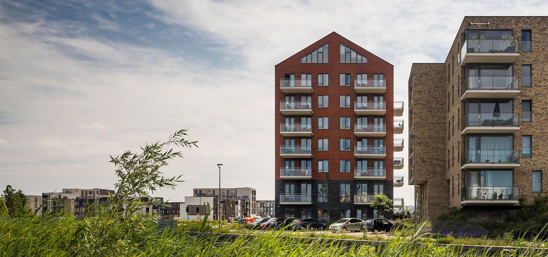 FARO architecten Oranjehuis Almere 01