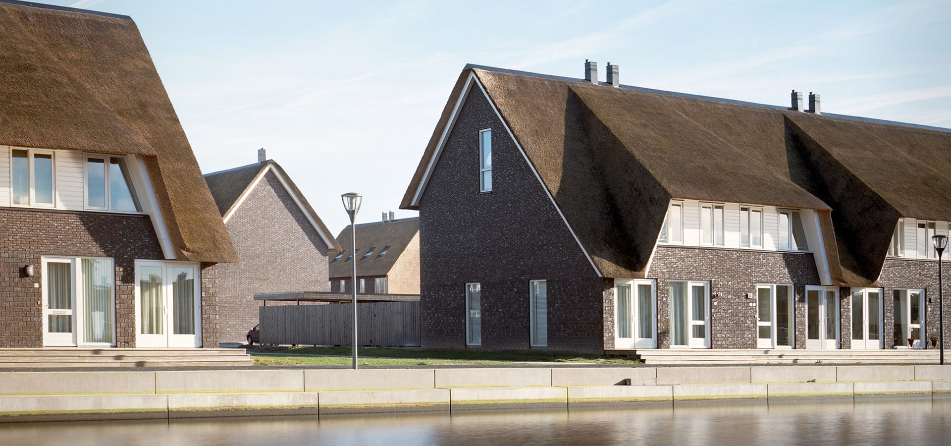 FARO architecten Rieten kappen Hoogeveen 02