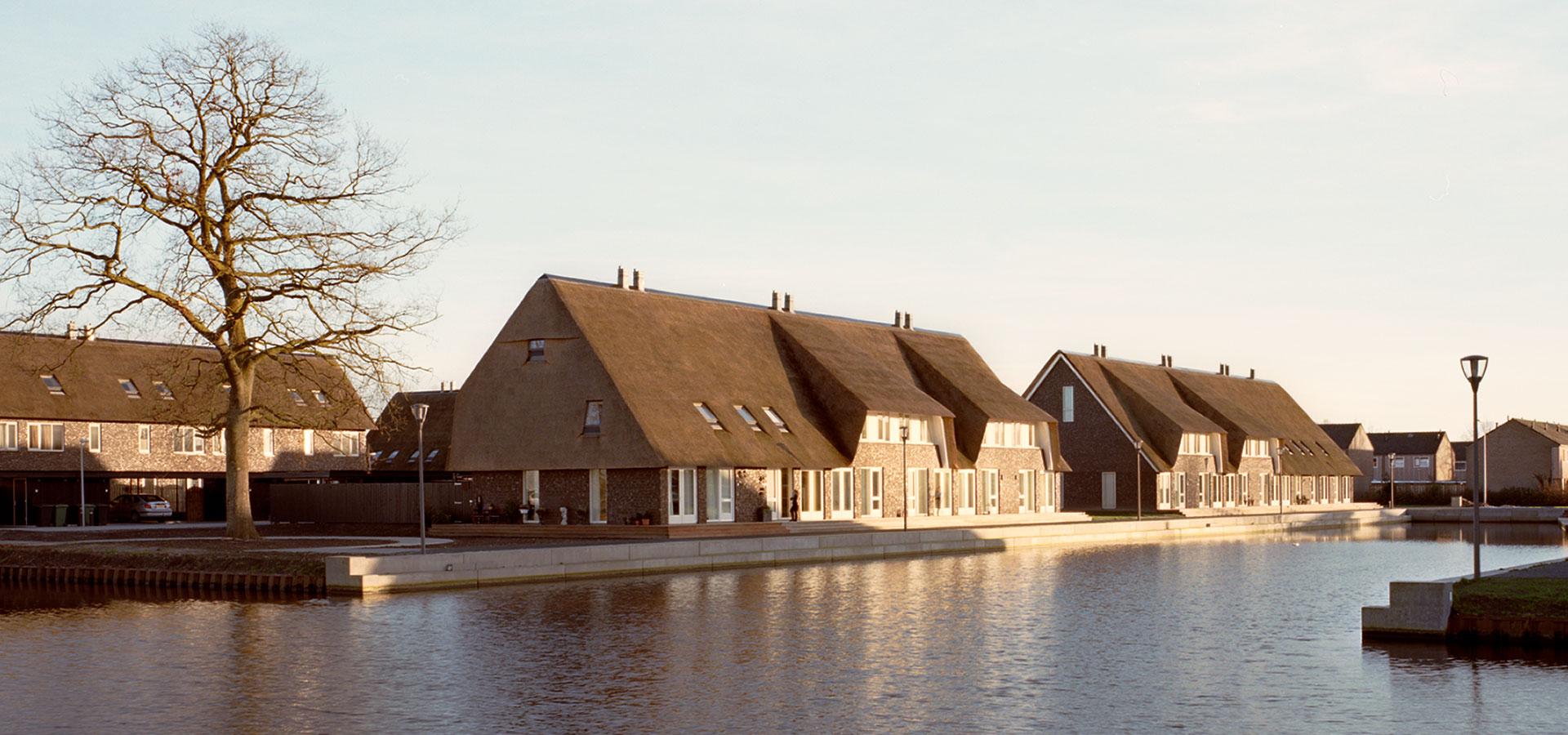 FARO architecten Rieten kappen Hoogeveen 03