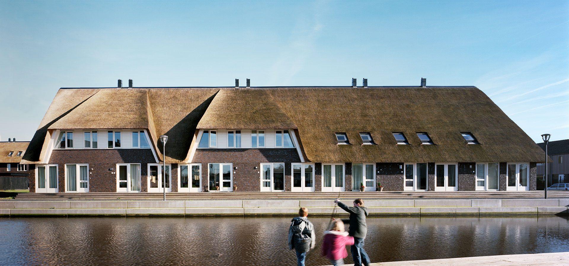 FARO architecten Rieten kappen Hoogeveen 05