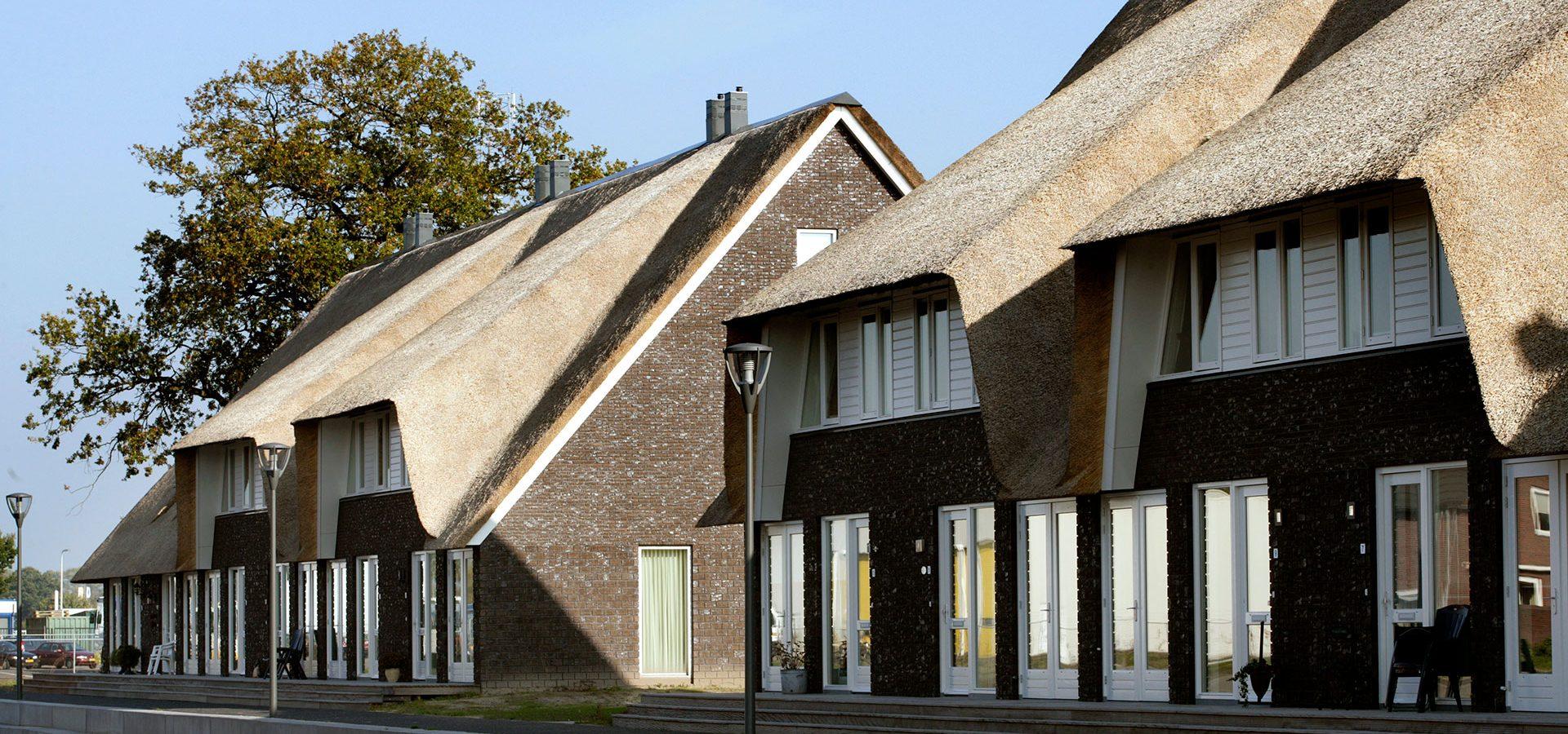 FARO architecten Rieten kappen Hoogeveen 07