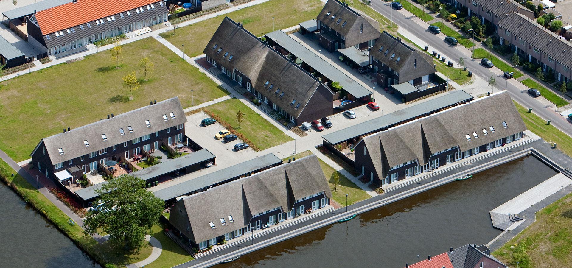 FARO architecten Rieten kappen Hoogeveen 10