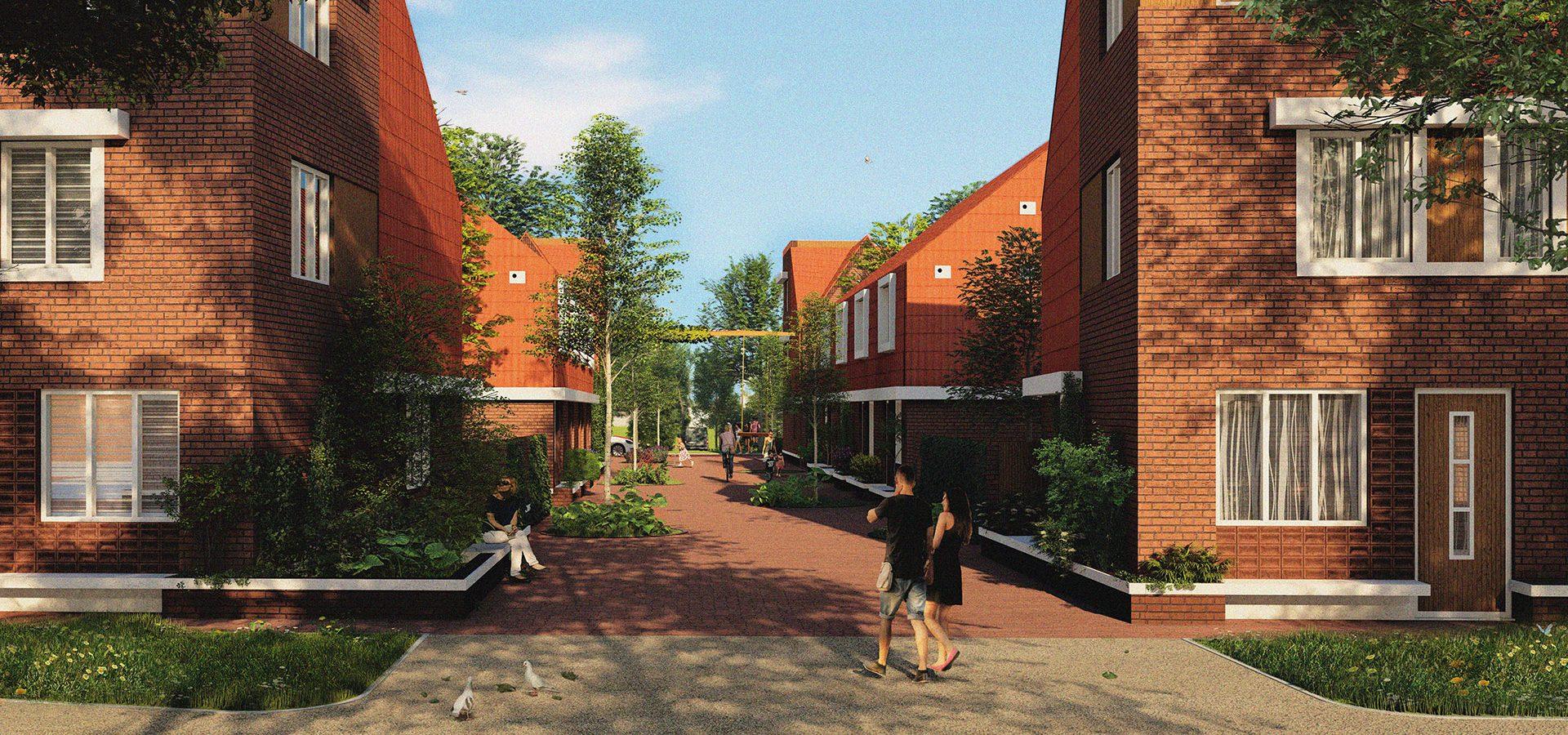 FARO architecten Tuindorp Weerestein 06