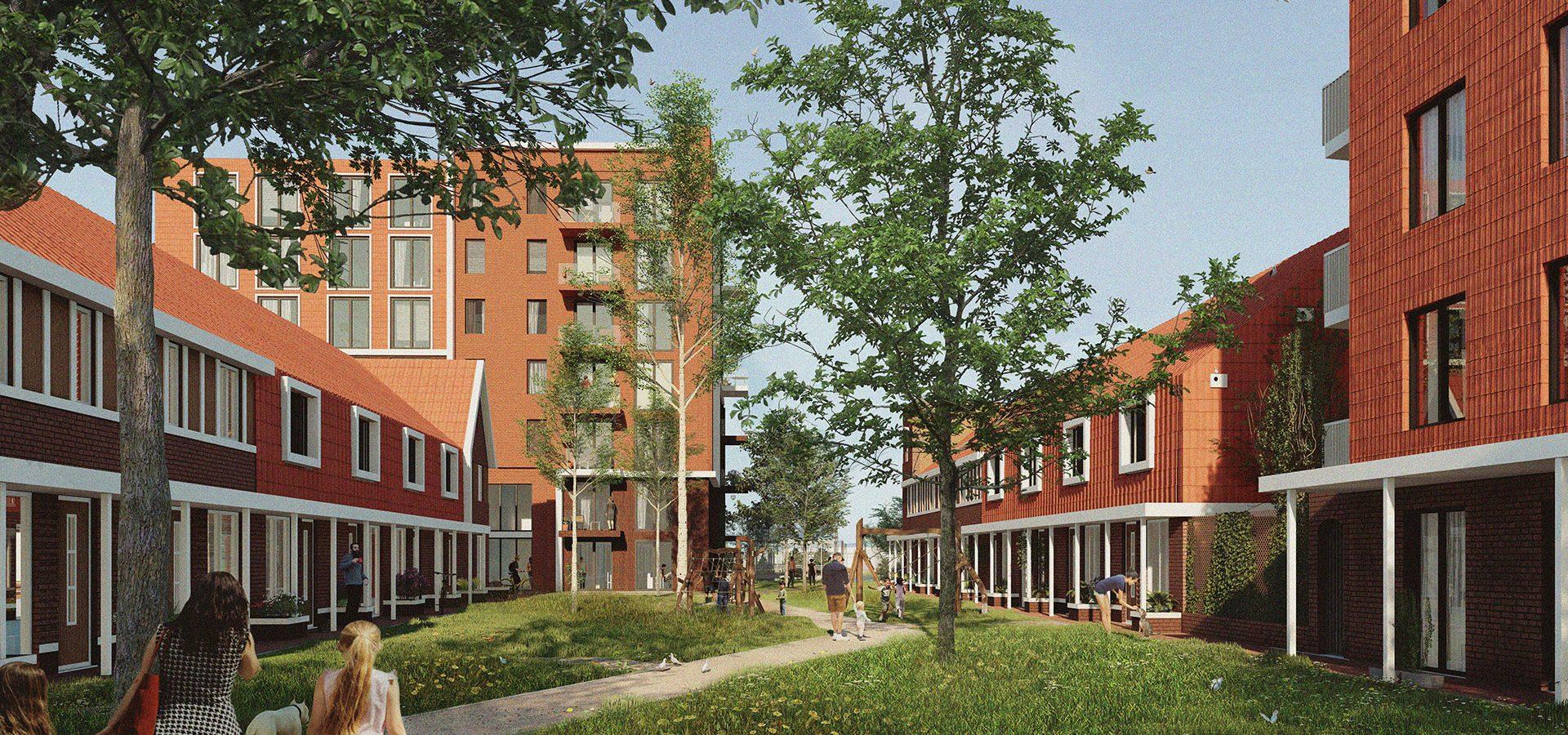 FARO architecten Tuindorp Weerestein 08