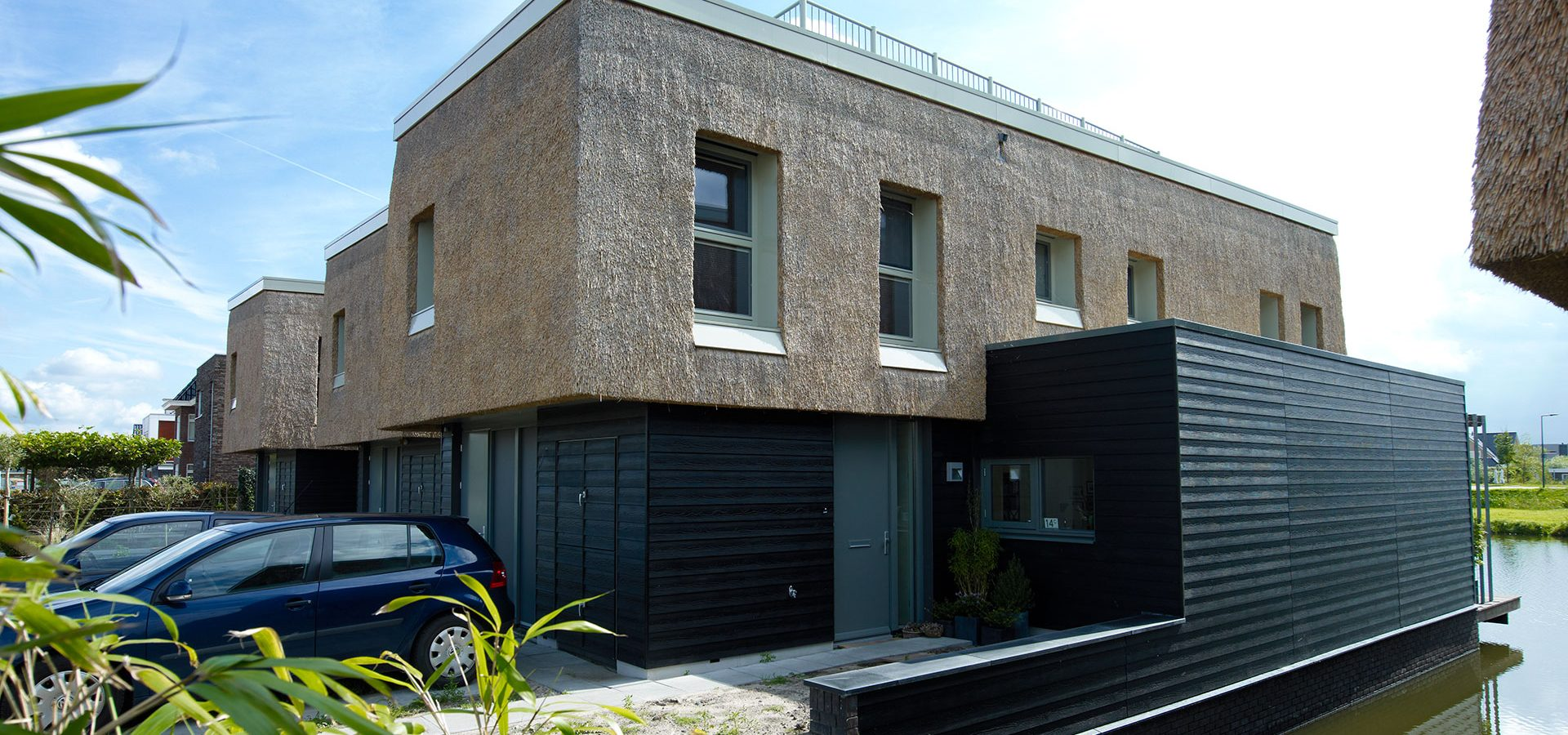 FARO architecten Waterwoningen Nesselande Rotterdam 01