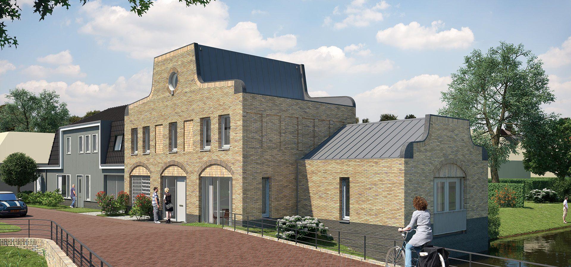 FARO architecten Winkelbuurt Abcoude 04