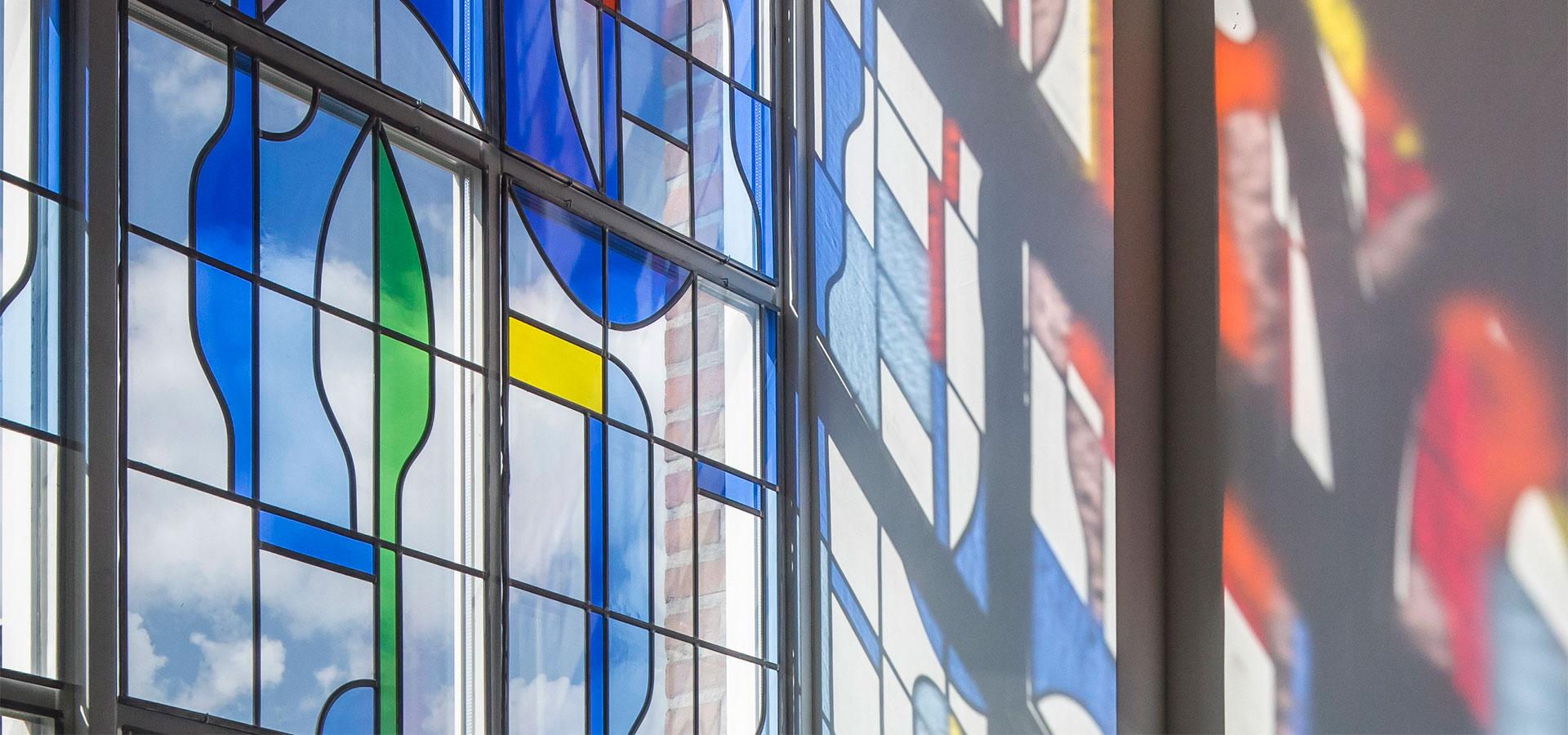 FARO architecten herbestemming kerkje Alphen aan den Rijn 02