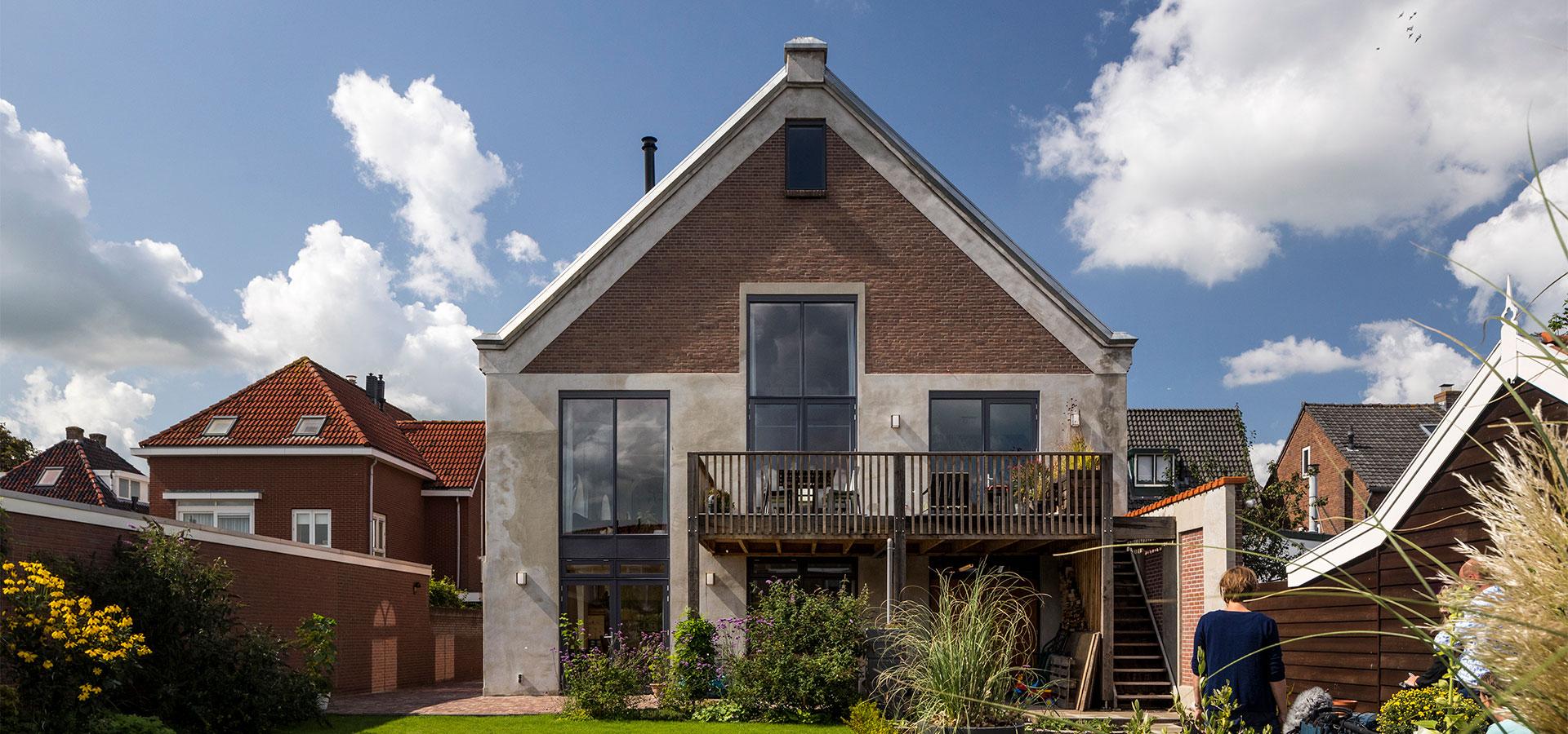 FARO architecten herbestemming kerkje Alphen aan den Rijn 05