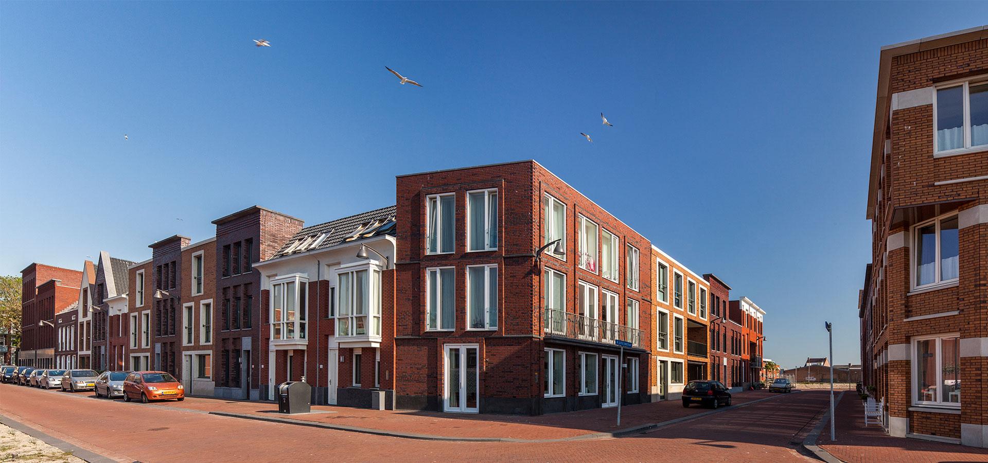 FARO architecten herstructurering Oud IJmuiden 01