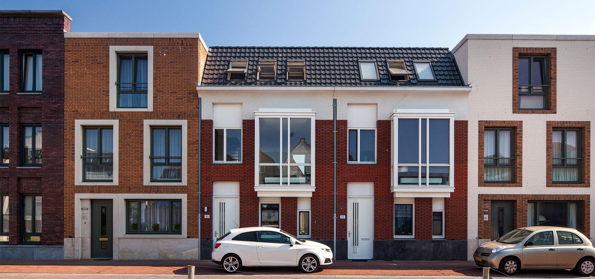 FARO architecten herstructurering Oud IJmuiden 02