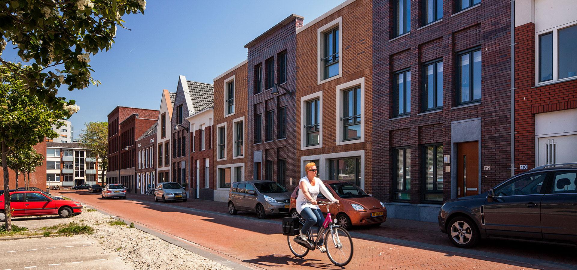 FARO architecten herstructurering Oud IJmuiden 03