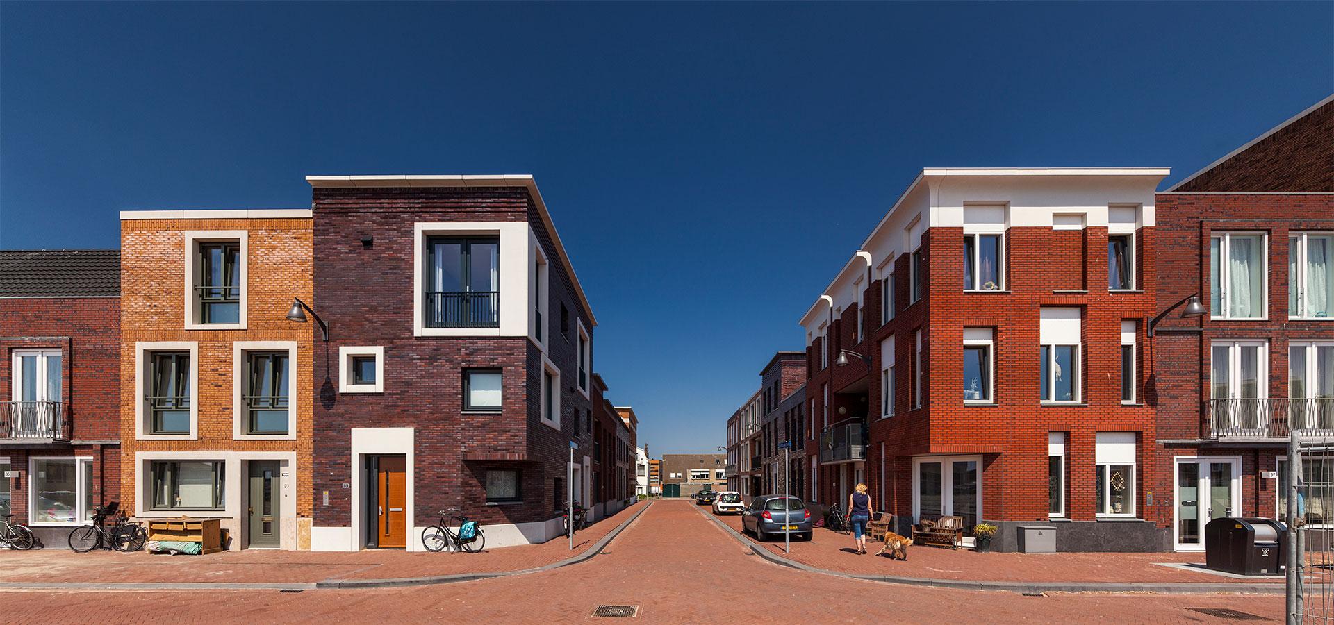 FARO architecten herstructurering Oud IJmuiden 04