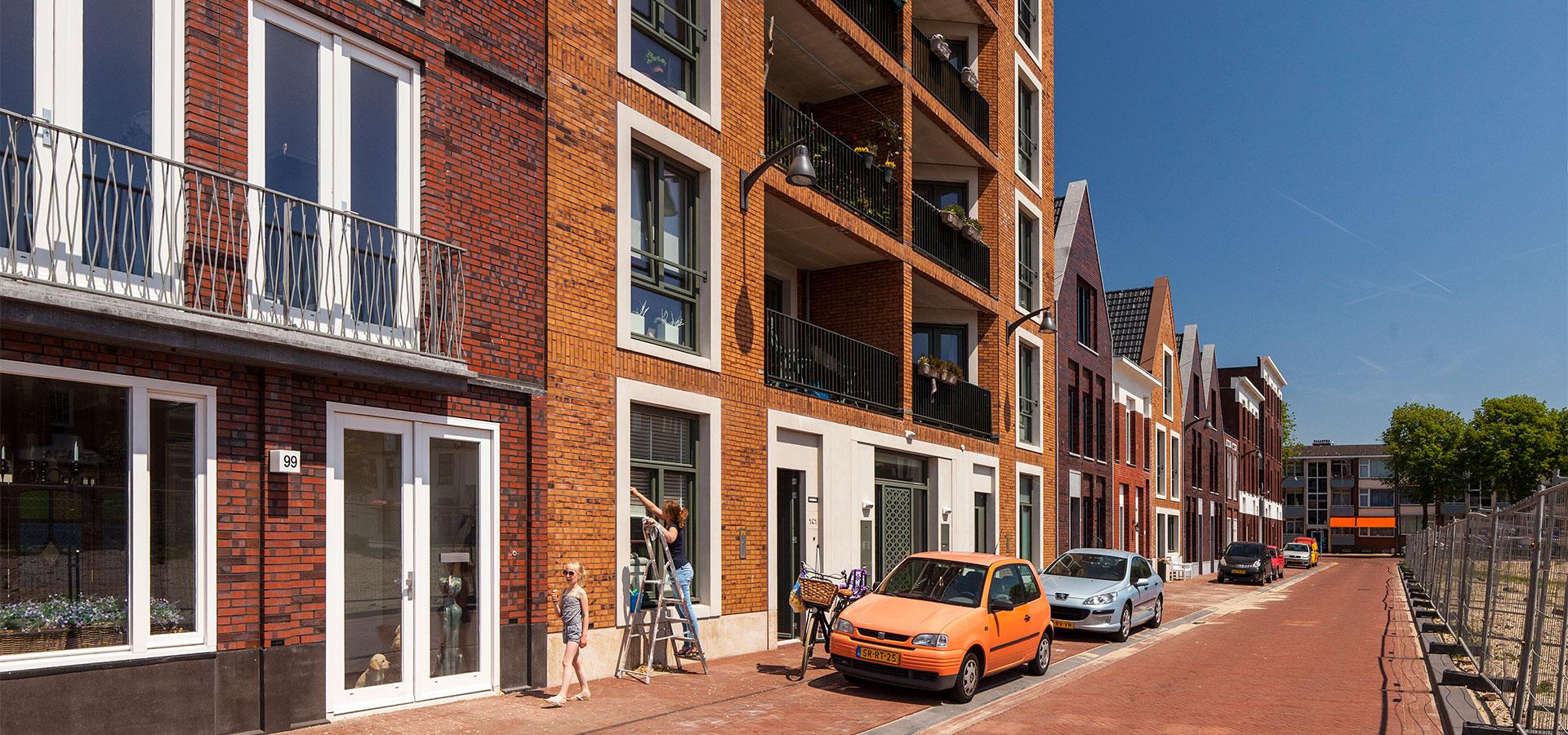 FARO architecten herstructurering Oud IJmuiden 05