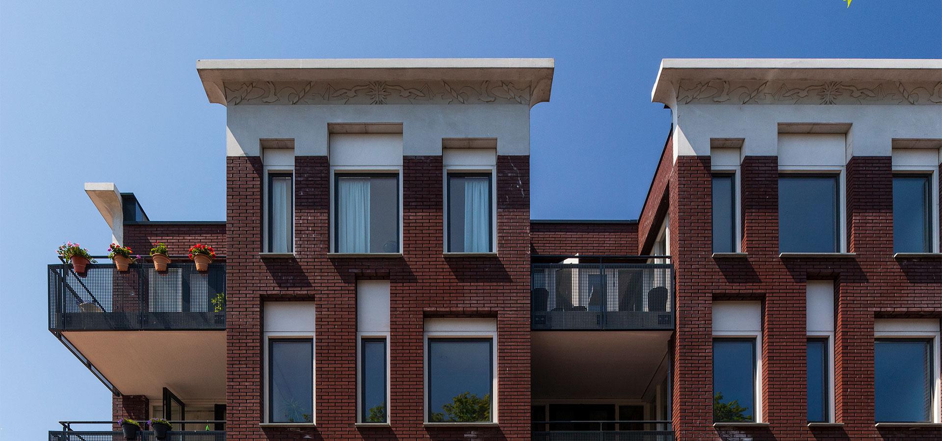 FARO architecten herstructurering Oud IJmuiden 07
