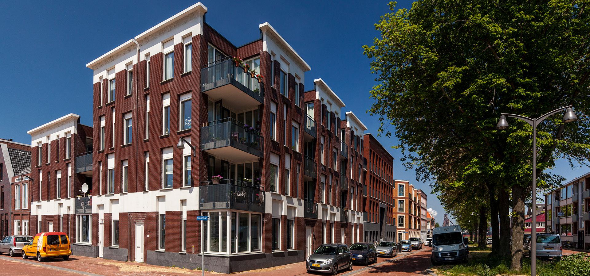 FARO architecten herstructurering Oud IJmuiden 08