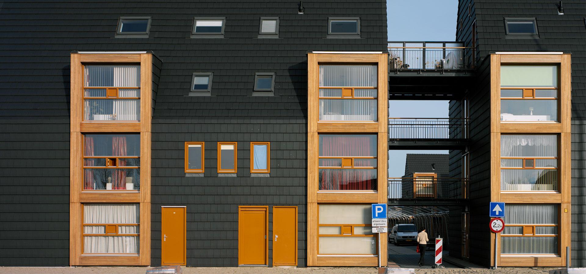FARO architecten modern dorps Vijfhuizen 01