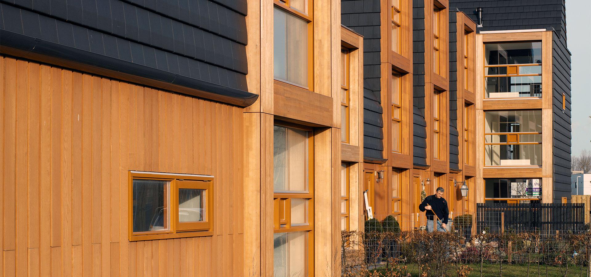 FARO architecten modern dorps Vijfhuizen 02