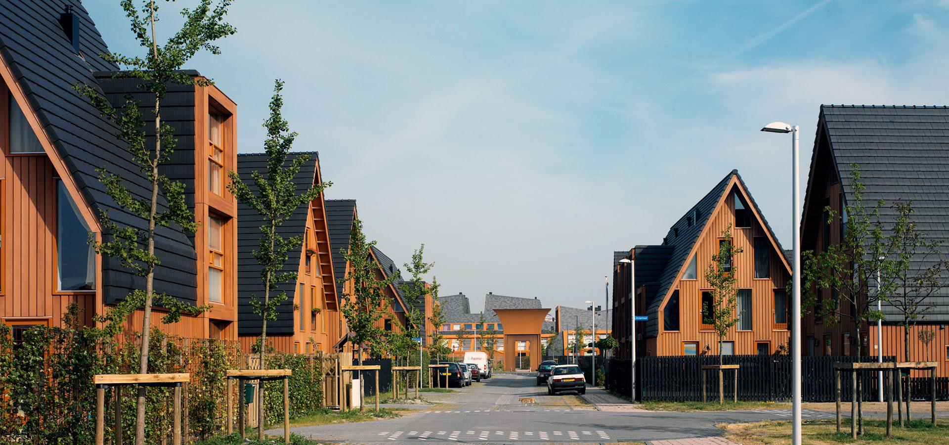FARO architecten modern dorps Vijfhuizen 04