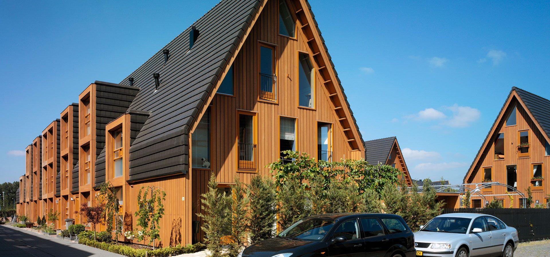 FARO architecten modern dorps Vijfhuizen 05