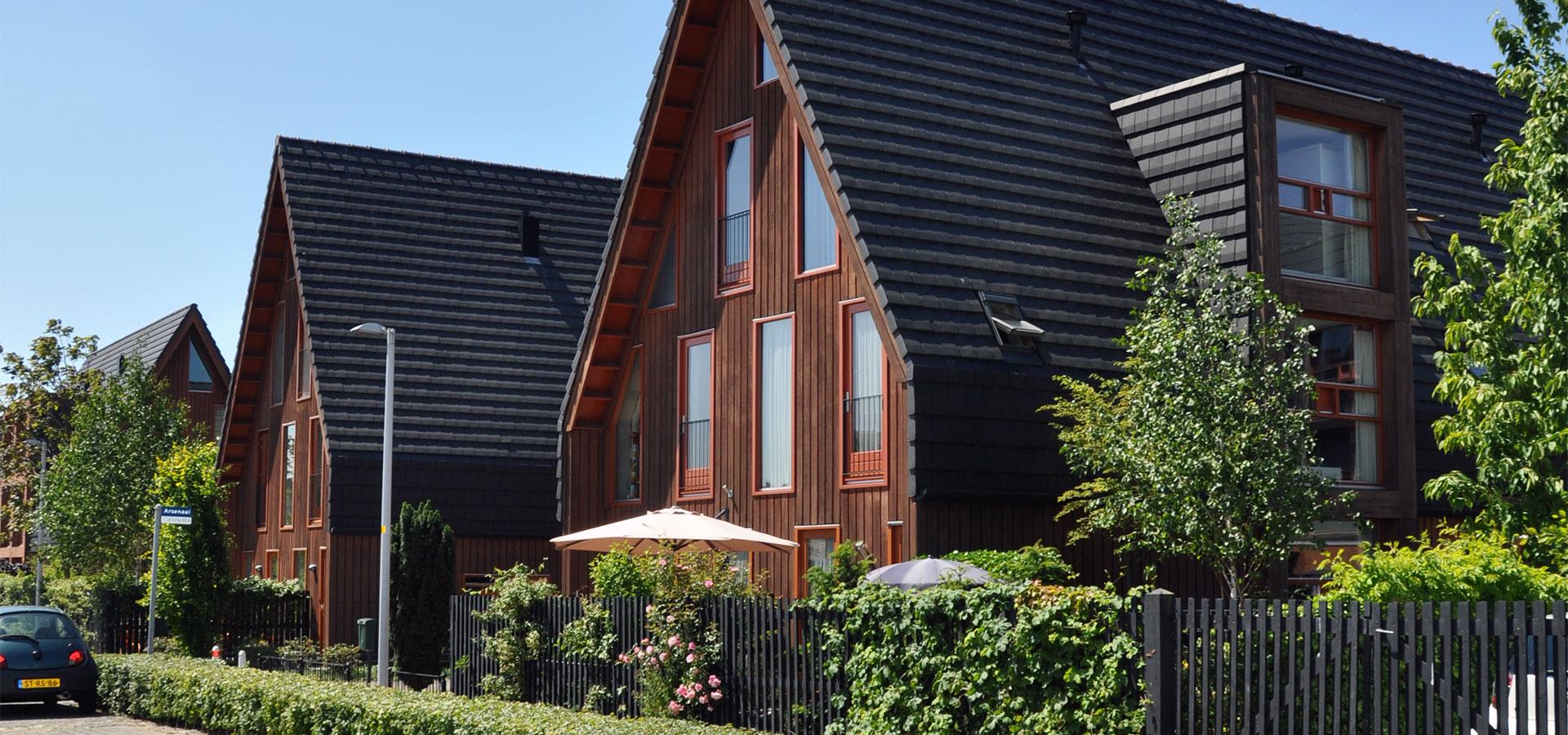FARO architecten modern dorps Vijfhuizen 07