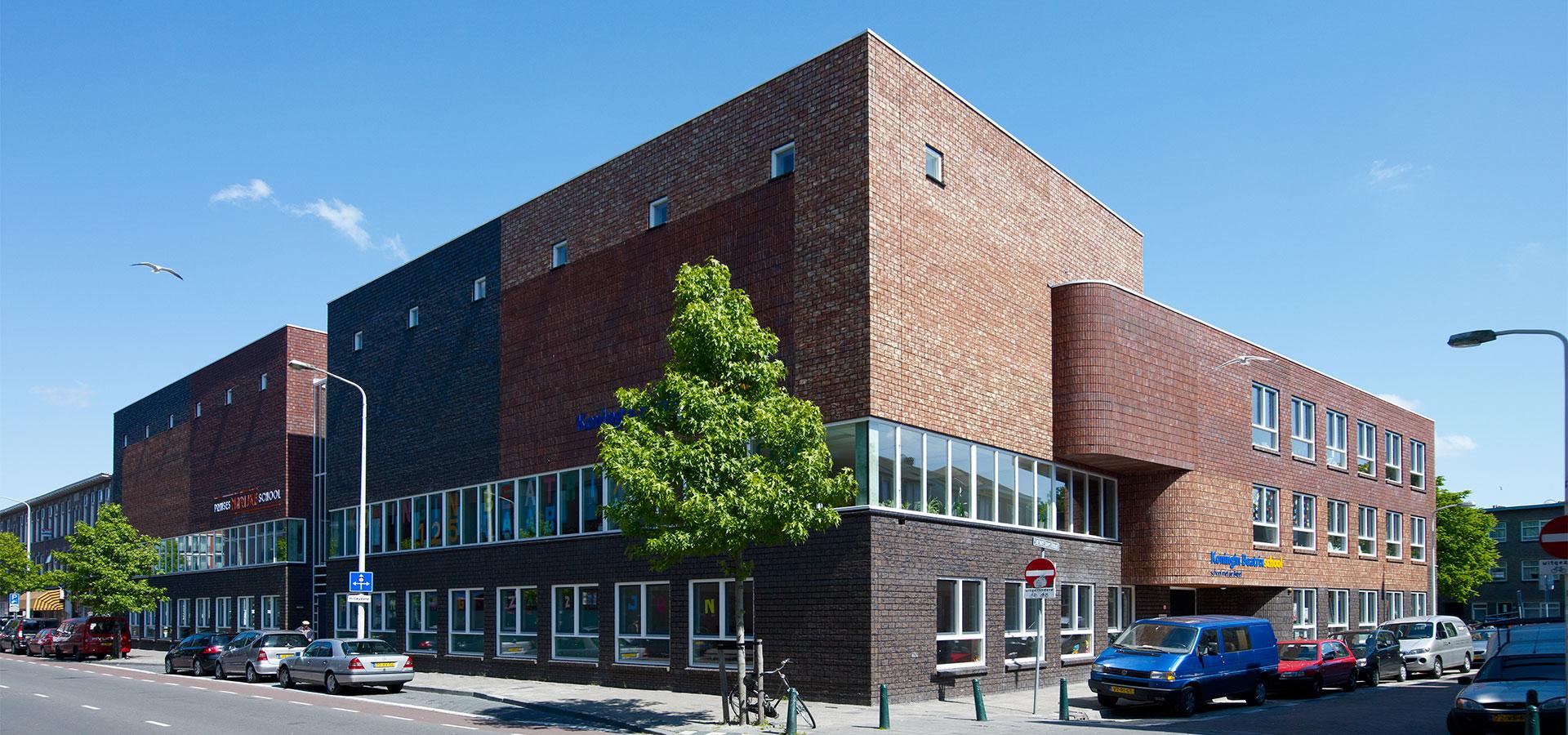 FARO architecten Dubbele basisschool Den Haag 02