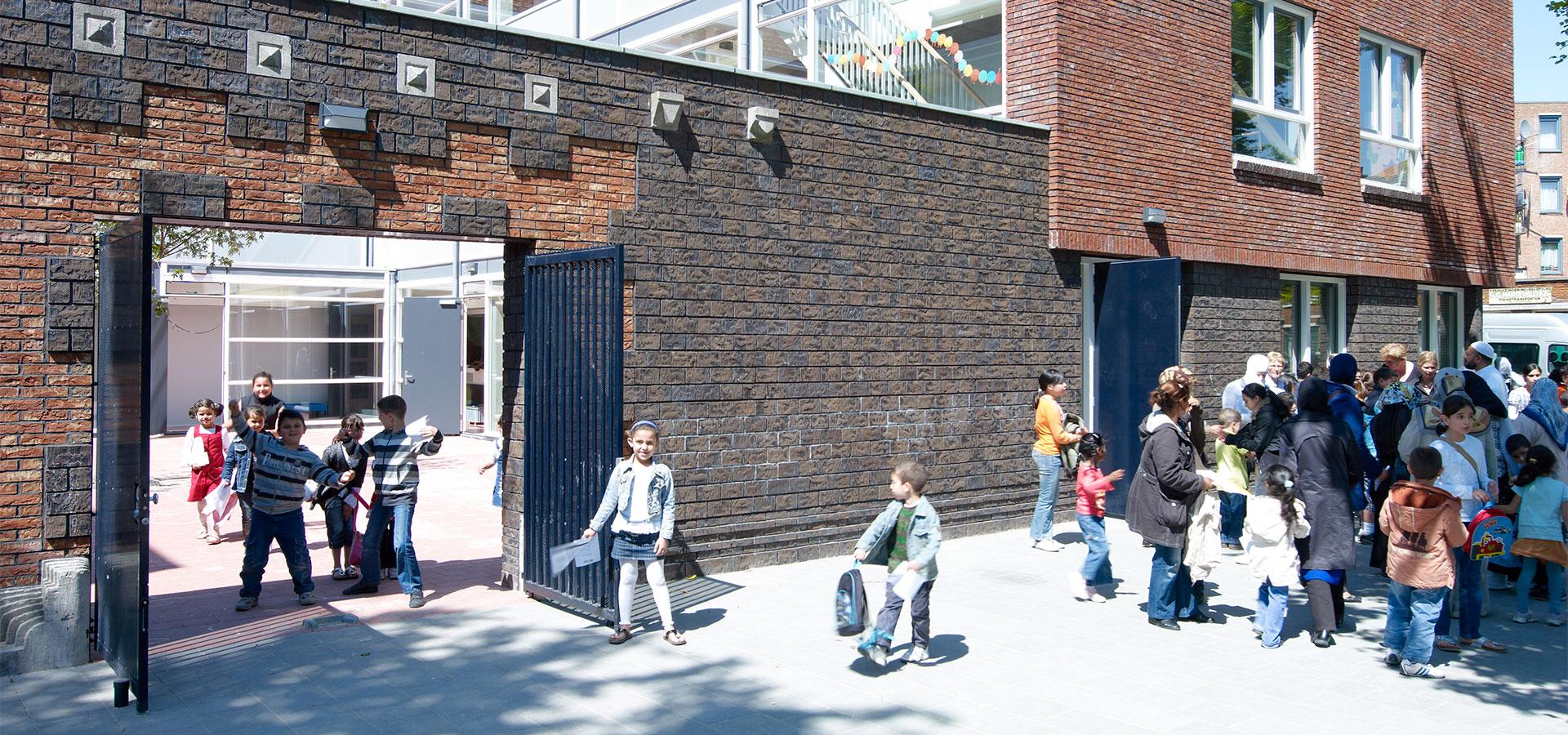 FARO architecten Dubbele basisschool Den Haag 03