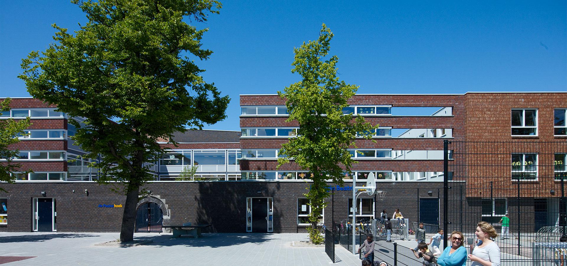 FARO architecten Dubbele basisschool Den Haag 05