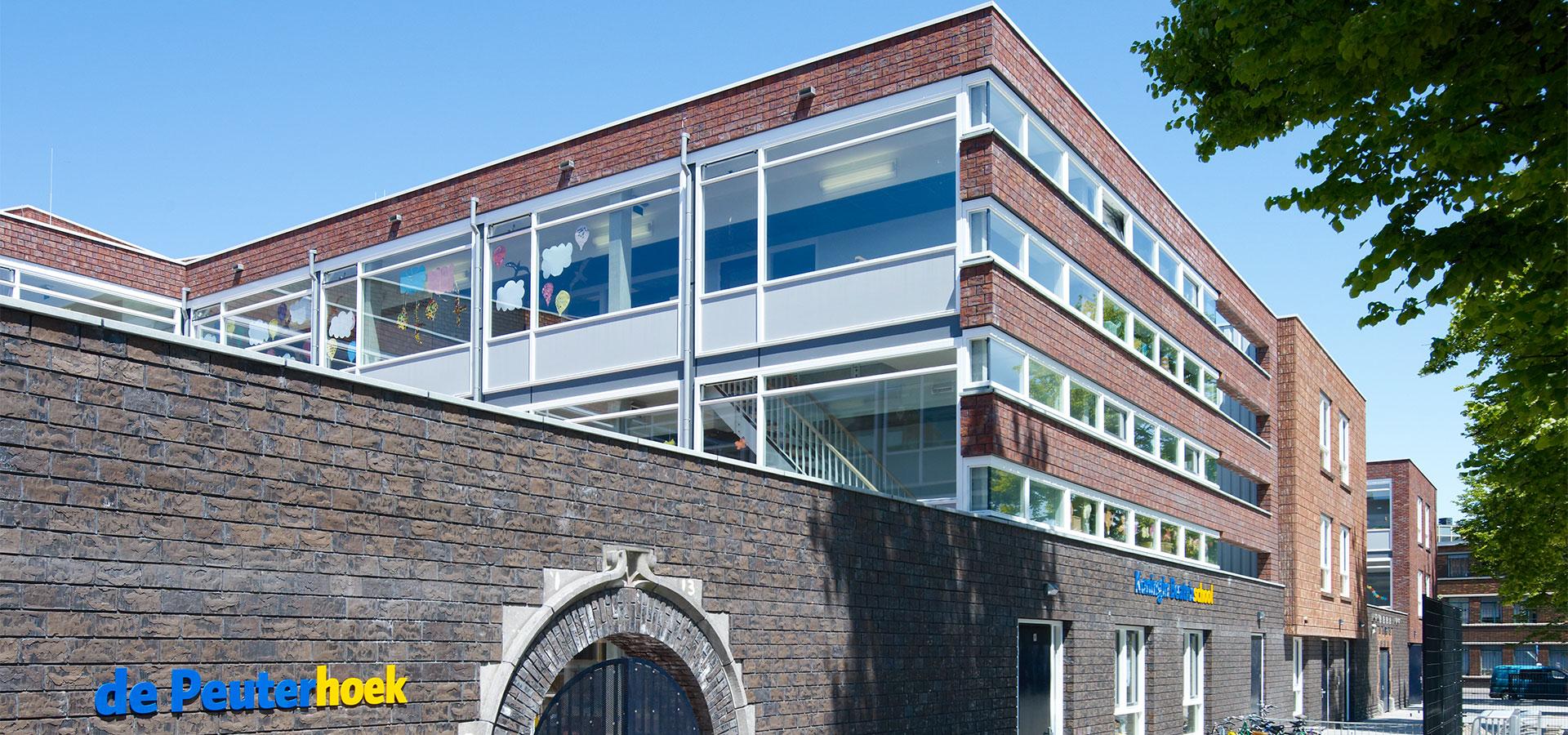FARO architecten Dubbele basisschool Den Haag 06