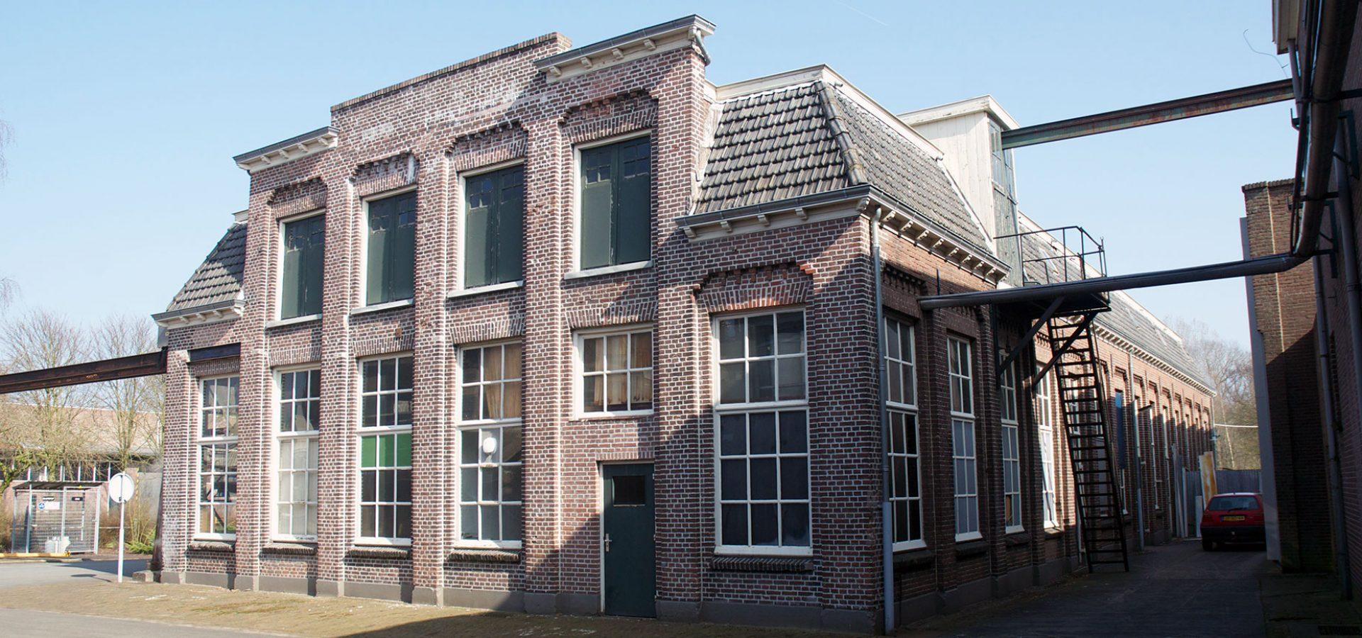 FARO architecten Reggesteyn aan de Regge Nijverdal 01