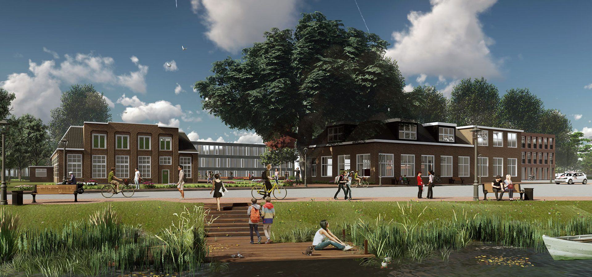 FARO architecten Reggesteyn aan de Regge Nijverdal 03