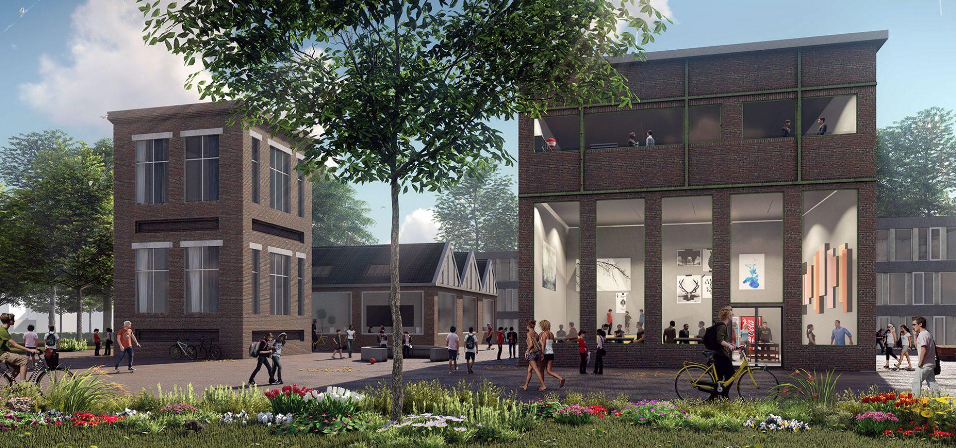 FARO architecten Reggesteyn aan de Regge Nijverdal 04