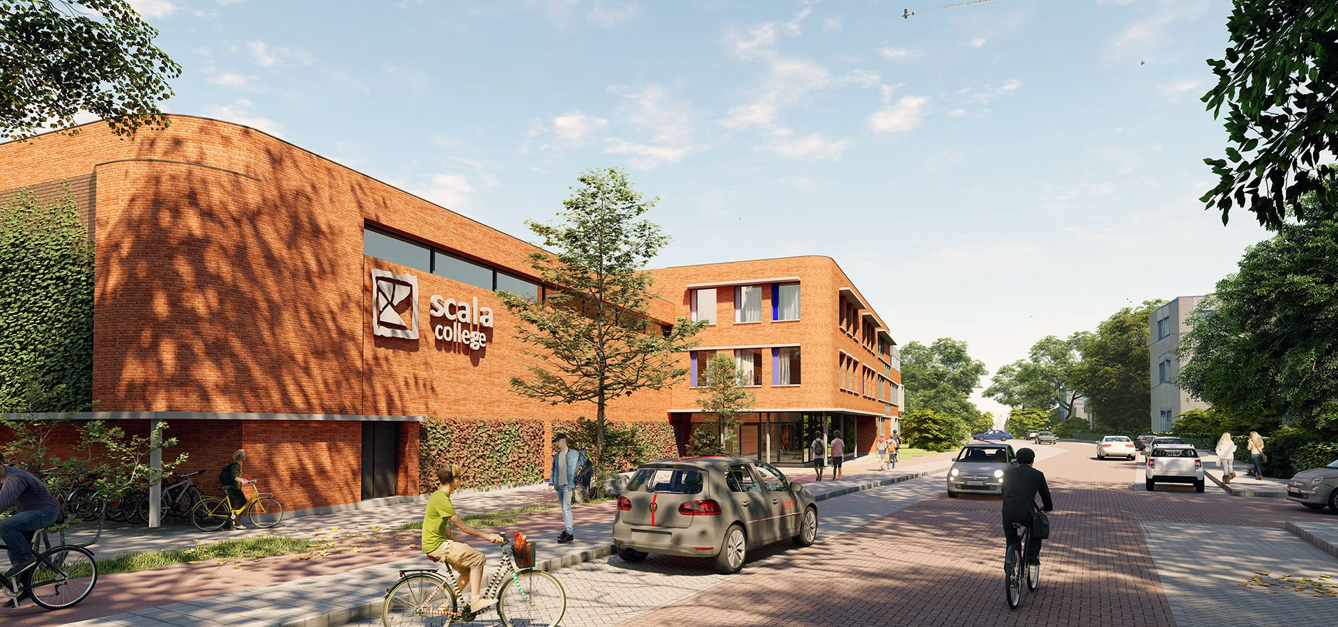 FARO architecten Scala Alphen aan den Rijn 02