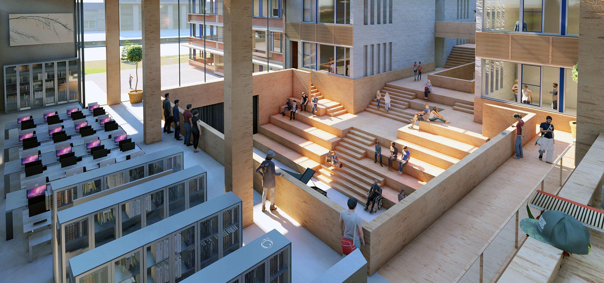 FARO architecten Scala Alphen aan den Rijn 03