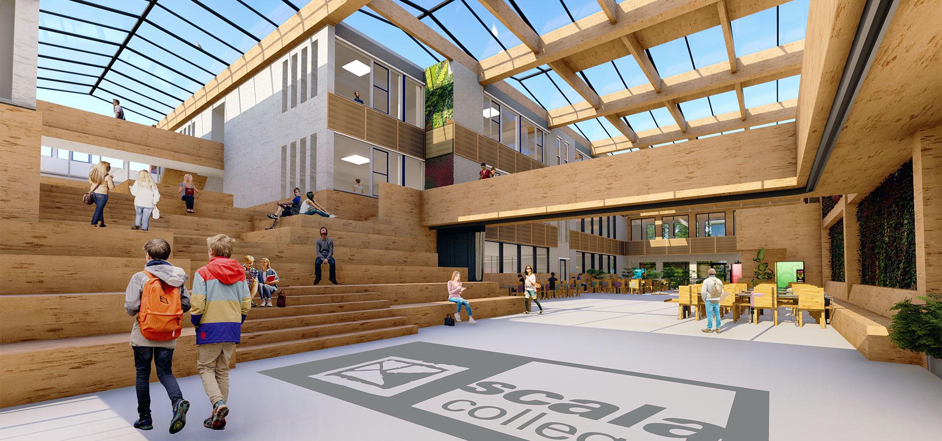 FARO architecten Scala Alphen aan den Rijn 05