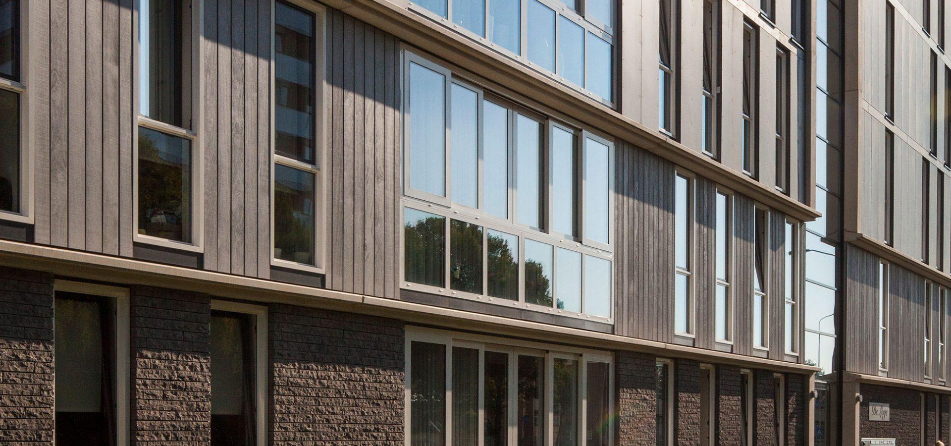 FARO architecten zorgappartementen Hatert Nijmegen 01