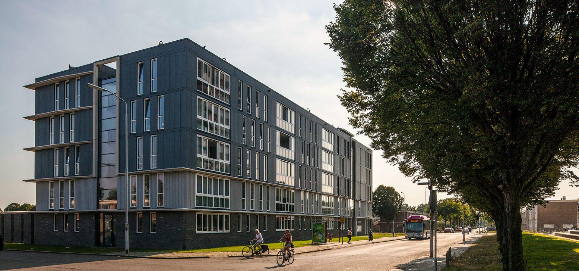FARO architecten zorgappartementen Hatert Nijmegen 02